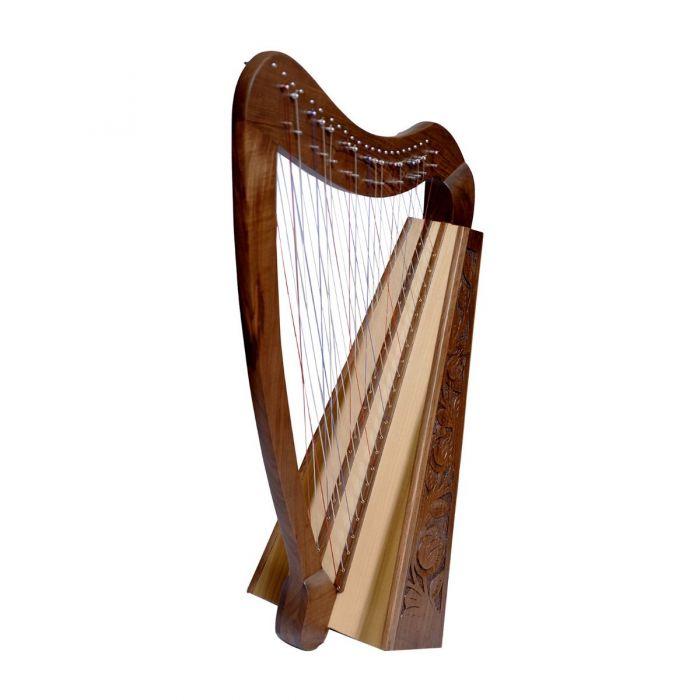 Cross Strung Harps