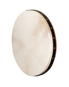 FRAME DRUM 12 INCH NON TUNABLE RED CEADER