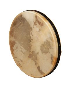 FRAME DRUM 18 INCH NON TUNABLE MULBERRY | SHAMAN DRUM